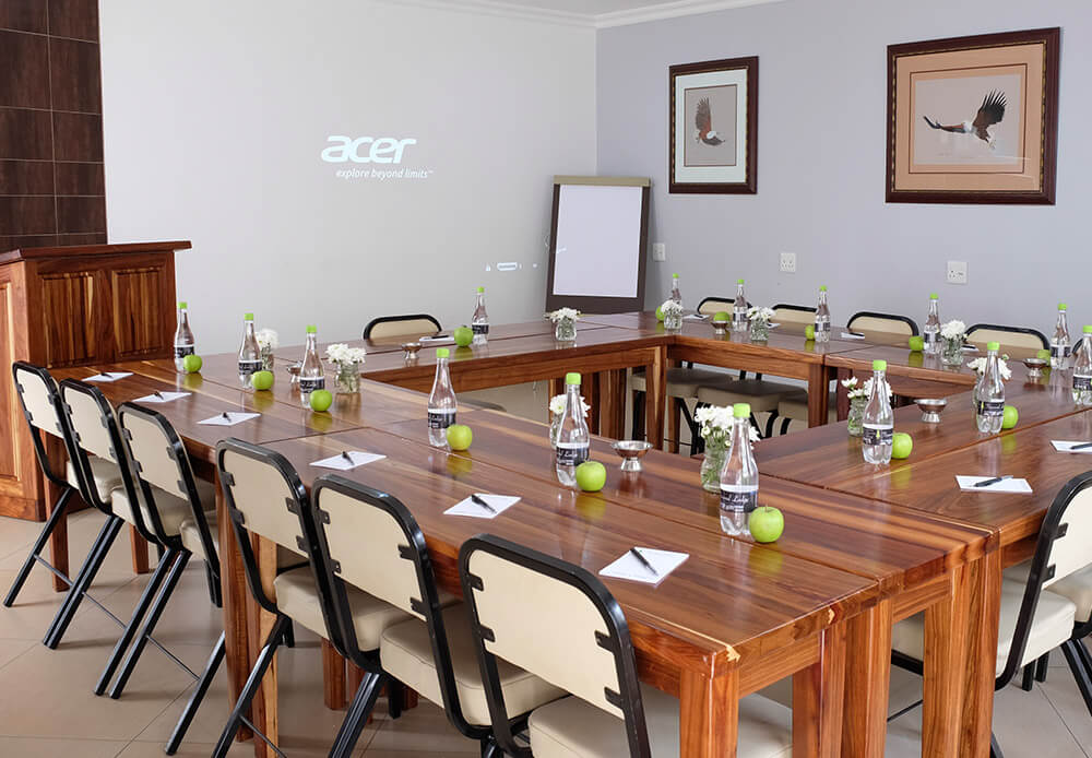 waterkloof guest house conferencing